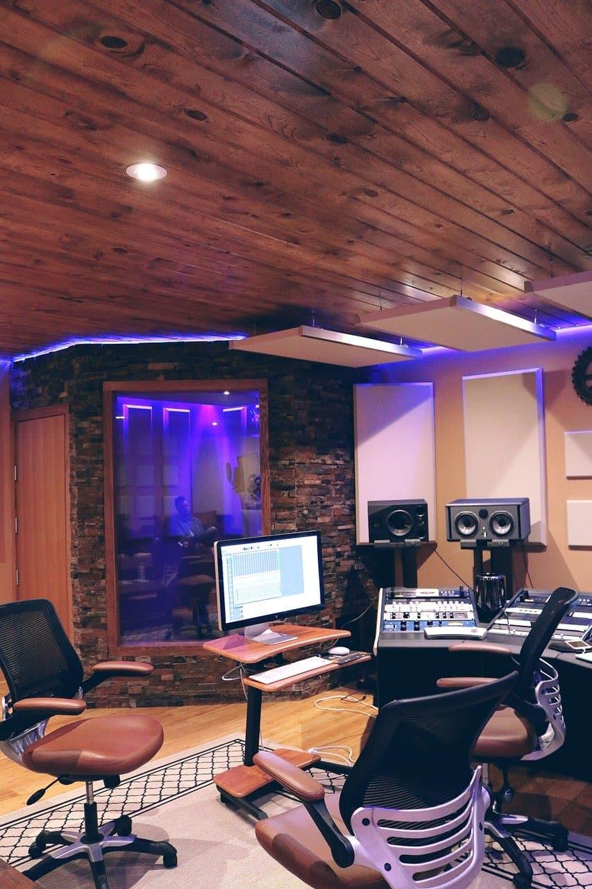 חדר הקלטות