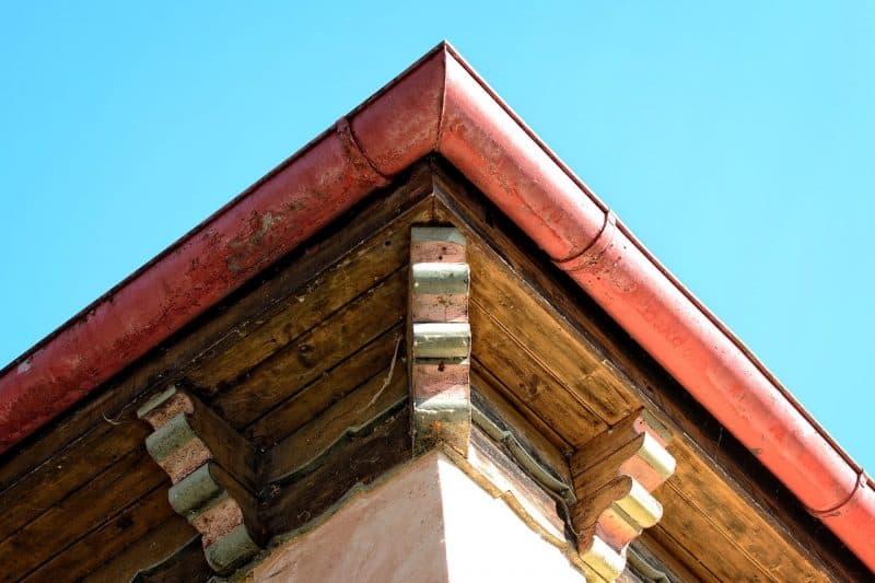 גג של בית